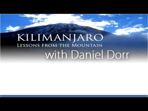 Cincinnati Video Business- Kissing Kilimanjro: Daniel Dorr Book trailer