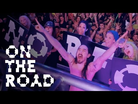 Neon Future Experience Boston / Charlotte / Norfolk - On The Road w/ Steve Aoki #157