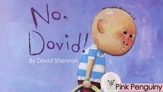No, David! by David Shannon   Read Aloud Books for Children!