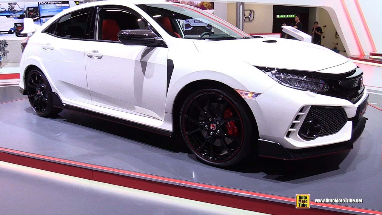 2017 honda civic type r review exterior and interior - 2017 honda civic type r interior ...