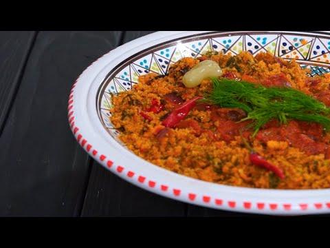 couscous-tunisien-au-fenouil-(farfoucha)---har-w-hlow-ep-13