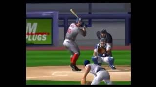 MVP Baseball 2004 Dodgers vs Red Sox Part 1