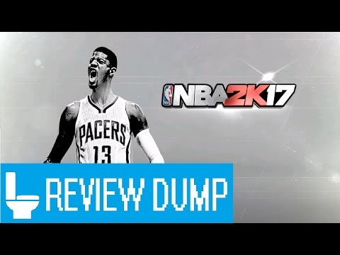 NBA 2K17 (Mobile) - Review Dump