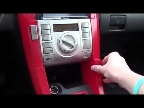 How To Pop The Panels Off Of A Scion TC 2005-2010
