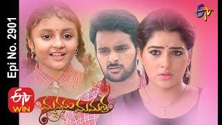 Manasu Mamata | 3rd August 2020 | Full Episode No 2901 | ETV Telugu
