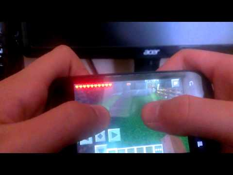 Huawei ascend y201 pro minecraft 0.7.3