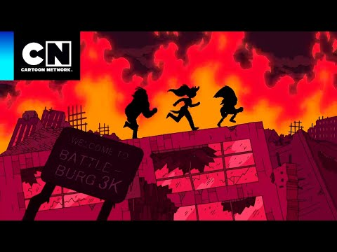 Lakewood Plaza Turbo   Episódios Piloto do Programa de Artistas   Cartoon Network