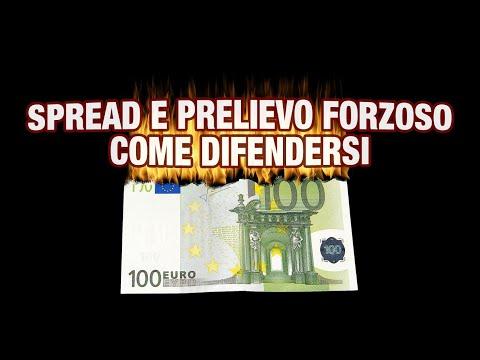 Manovra 2019: rischio spread e prelievo forzoso con patrimoniale sui conti italiani. Come difendersi