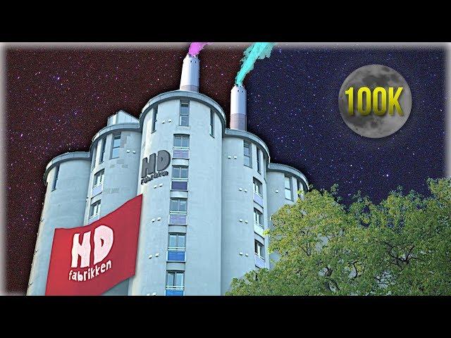 HD FABRIKKEN - 100k Spesial