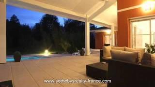 Maisons de luxe en France - Secteur Hossegor. Splendide villa baignée de lumiè