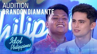 Brandon Diamante - Crazy Little Thing Called Love | Idol Philippines Auditions 2019