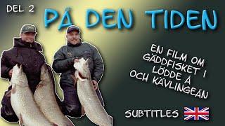 Download Video På den tiden - Gäddfiske i Lödde å 1991 - del2 MP3 3GP MP4
