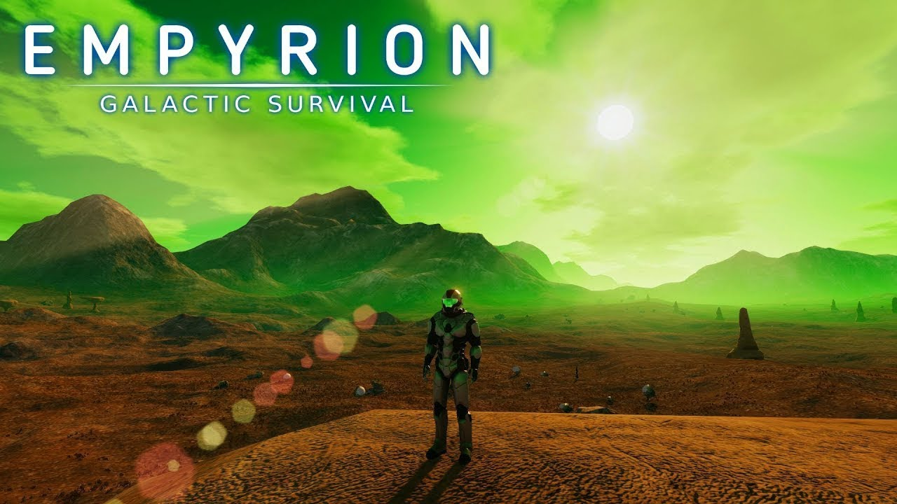 Empyrion Galactic Survival - Game Trailer (updated)