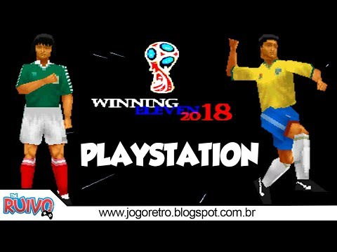 World Soccer Winning Eleven 2018 (PS1) - Patch Download | GO