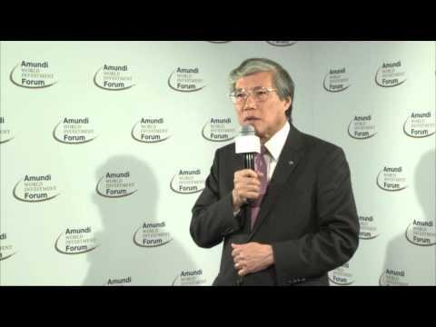 Richard C. Koo's - Amundi World Investment Forum 2015