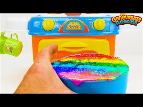 Download Toy Learning Video for Toddlers - Learn Spanish Colors, Shapes, and Numbers with a Birthday Cake!