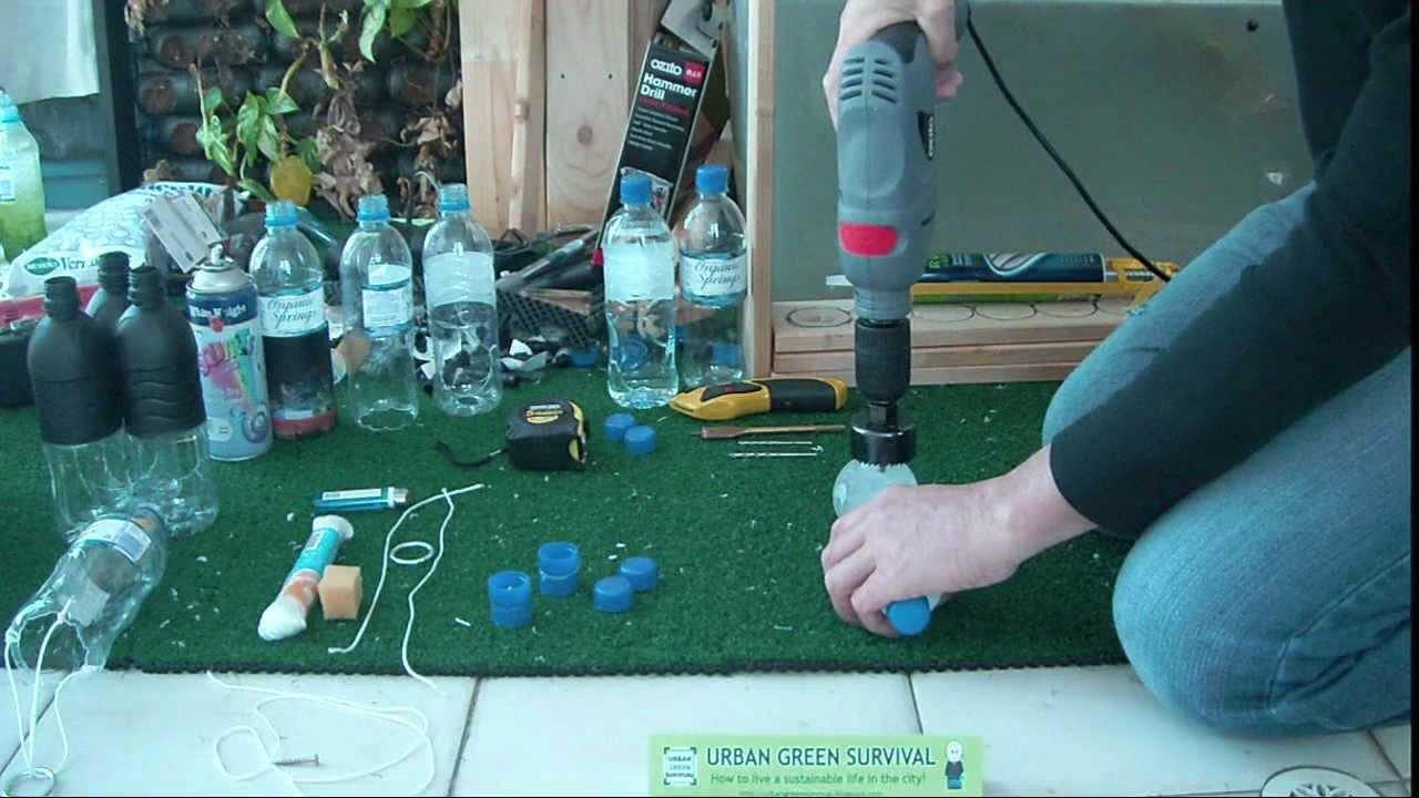Hanging Bottle Garden Farm Youtube