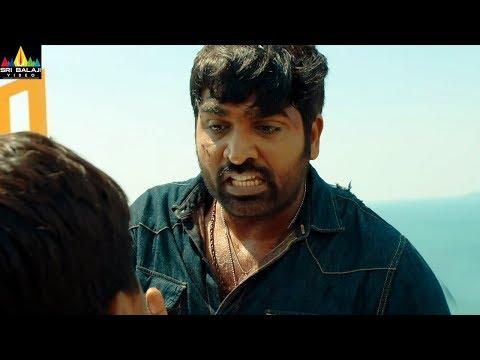 2019 Latest Movie Scenes | Sindhubaadh Movie Vijay Sethupathi Action Scene | Sri Balaji Video