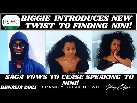 Download BBNAIJA 2021: BIGGIE INSTRUCTS HOUSEMATES TO PACK NINI'S BELONGINGS TO THE STORE ROOM   GLORY ELIJAH
