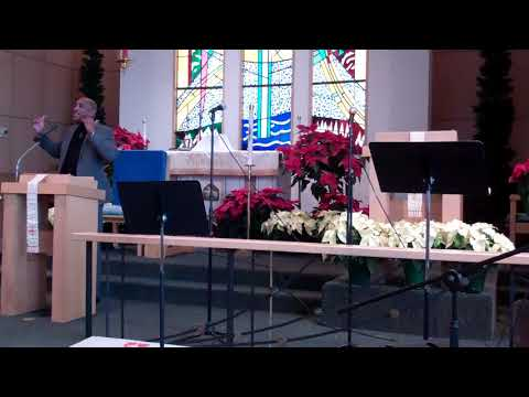 Pastor Kenneth King Preaching Moment 12 31 17