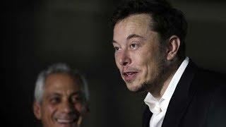 Elon Musk's Stunning 'Boring Company' Announcement! (14th June 2018)