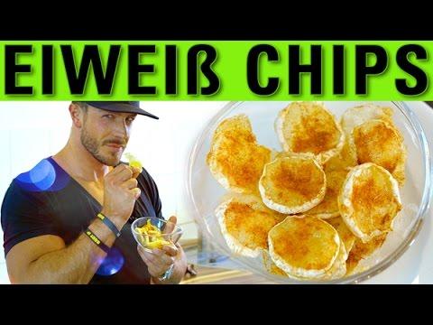 So machst du den Harzer Käse genießbar - gesunde Eiweiß Chips