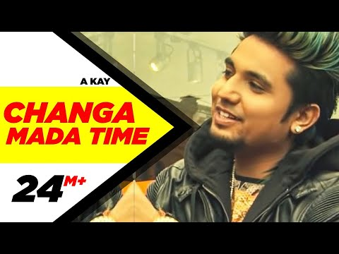 Thumbnail: Changa Mada Time (Full Video) | A Kay | Latest Punjabi Song 2016 | Speed Records