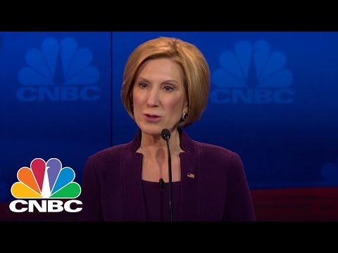 Carly Fiorina: Yes, I Was Fired From HP | CNBC
