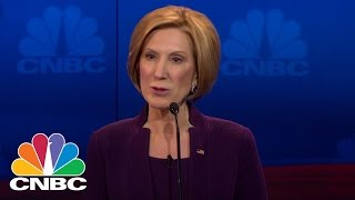 Carly Fiorina: Yes, I Was Fired From HP   CNBC