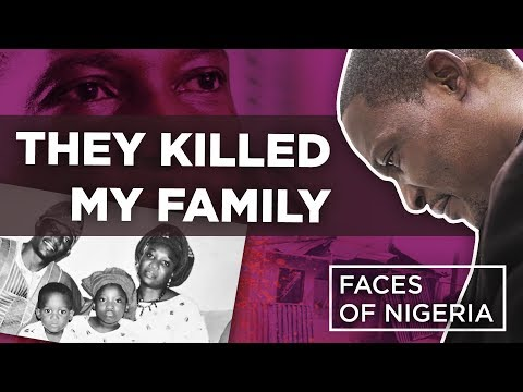 Faces of Nigeria: They killed my family but I have forgiven them