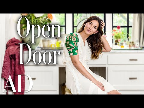Inside Lily Aldridge's Nashville Home | Open Door