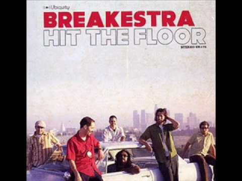 Breakestra - Burgundy Blues