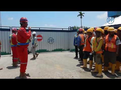 "PLTG 75 MW PAYA PASIR MEDAN ""EMERGENCY DRILL"""