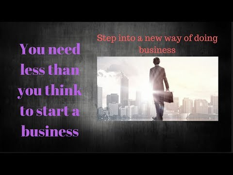 How to start a real business with low to no money - Rework