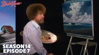 Bob Ross - Windy Waves (Season 14 Episode 7)