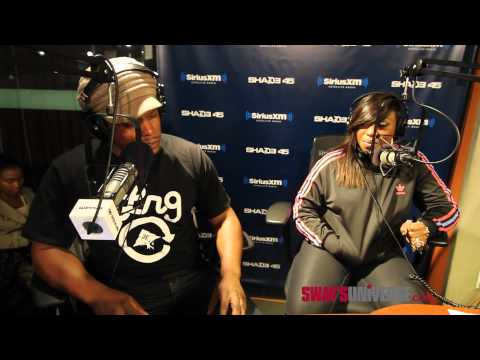 Missy Elliott Opens Up About Graves Disease on #SwayInTheMorning