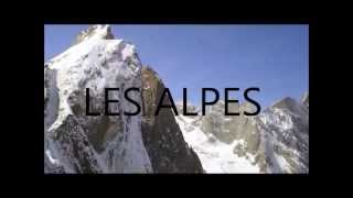 The Epic History of the Alps (In Under 3 Minutes)