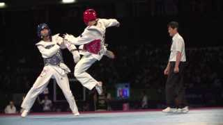 Best moments Taekwondo Worlds 2013 - Behind the scenes - WTF World Championships - Puebla 2013