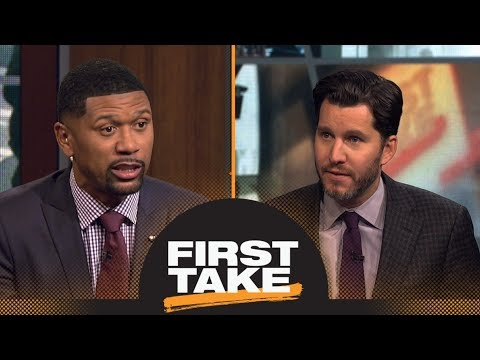 Jalen and Will agree with Josh Rosen's comments about NFL draft selection | First Take | ESPN