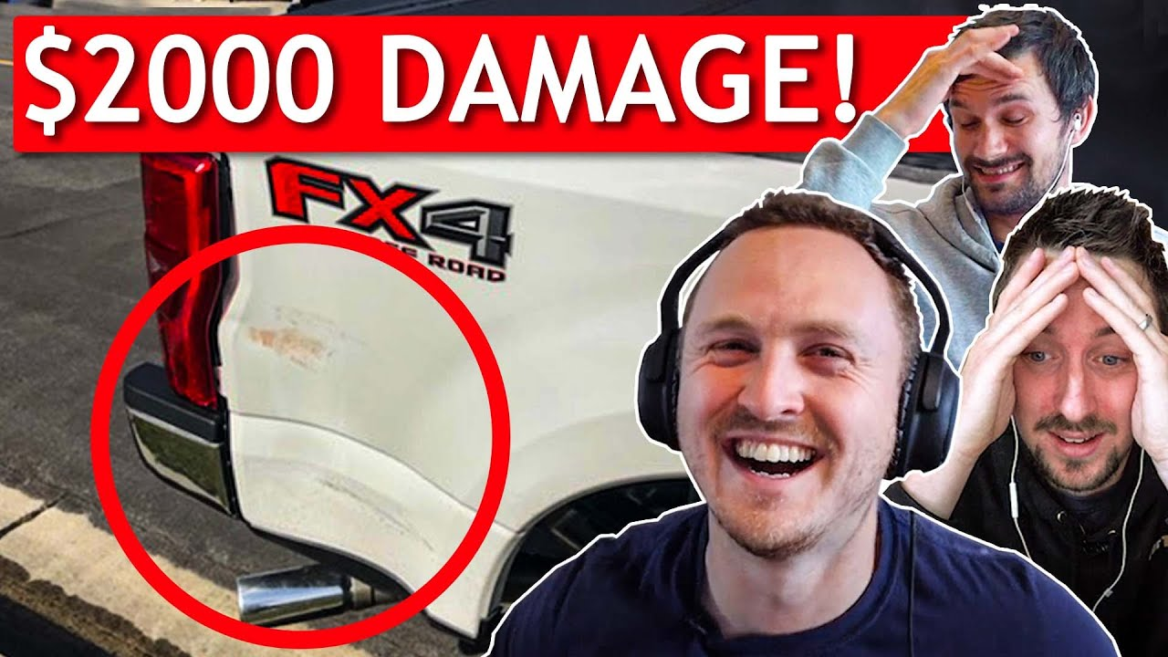 The Chaotic $2000 Oil Change | Your Car Stories