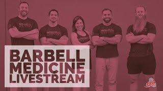 Barbell Medicine Live Stream #18 12.24.2019