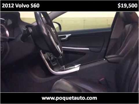 2012 volvo s60 used cars golden valley lakeville mn for Poquet motors golden valley mn
