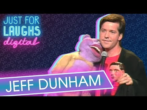 Jeff Dunham Stand Up  - 1991