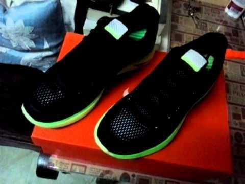 d09dbdbcf60b7 Nike Lunarglide +4 shield pack unboxing - YouTube