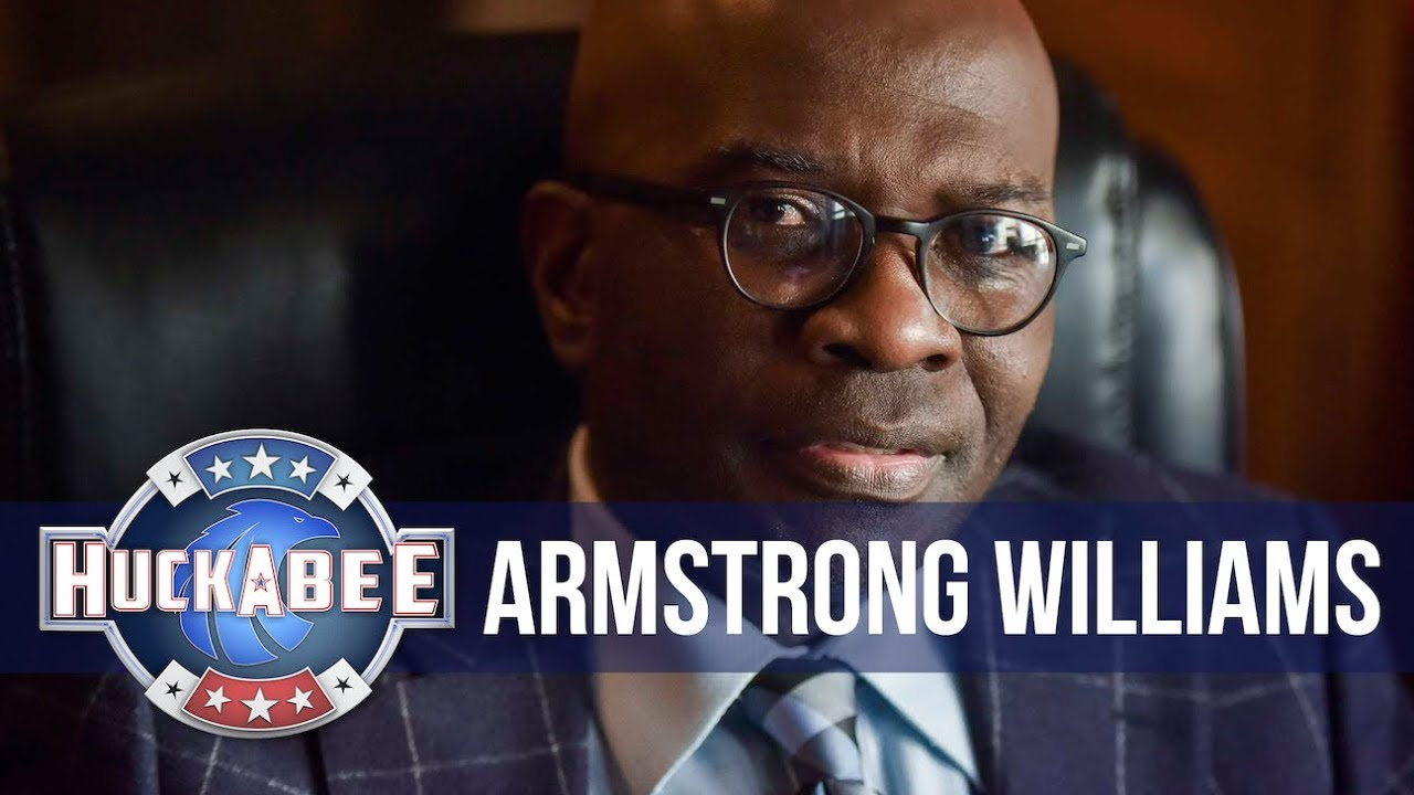 Armstrong Williams REVEALS Why African-Americans Are Pro Trump | Huckabee