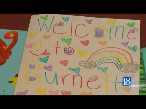 Burnett Creek Elementary School welcomes new principal