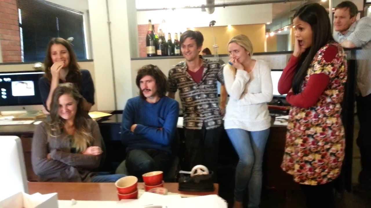 Cake Farts Reaction 2013 - YouTube