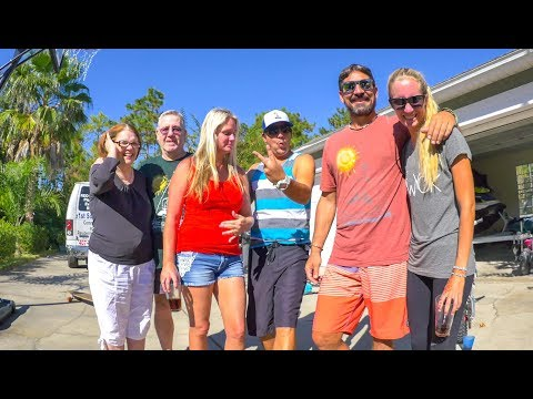 FAMILY, TRAVELING and WORKING! The balance of LIFE! - Sailing Vessel Delos Ep. 137