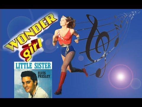 """Wonder Girl """"Little Sister"""""""