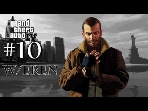 GTA IV Bölüm 10 - ''İnternet Cafe''